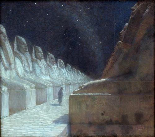 The Way of Silence II (1902-03) Veletrzni (Trades Fair) Palace, Prague..jpg