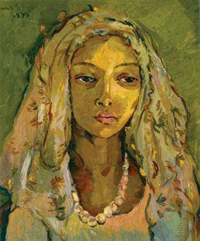 Irma Stern - Fata din Malaya (1939).JPG