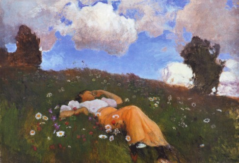 Jarnefelt - Saimi in the Meadow 1892- private collection.jpg