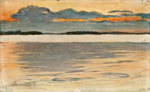 Pekka Halonen - Dusk - 1897- auction.jpg