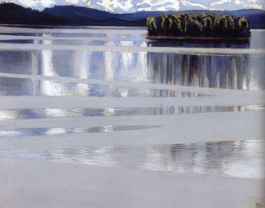 le lac keitele 1905.jpg