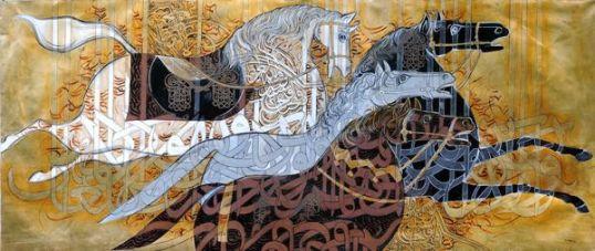 Tabrizi Sadegh - horses.jpg