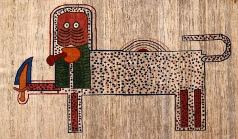 Parviz_Tanavoli_Rugs_Collection_Lion_and_Sword_III__1974_Bijar_weave_121x199cm.jpg