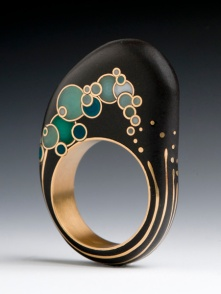 andreea-williams-mizu-wave-ring-hokusai-inspired