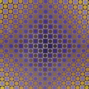 vasarely-atom-violet-yellow