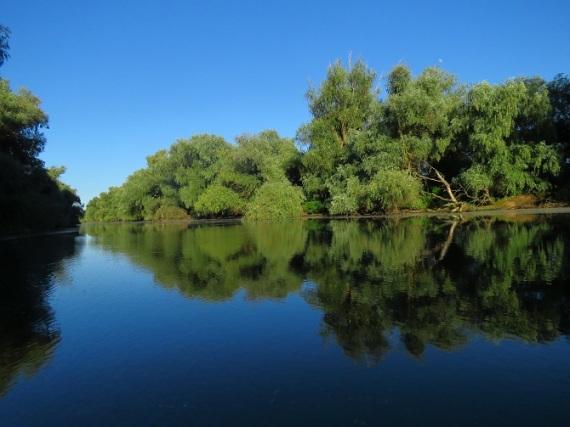 Delta Dunarii - Canalul Isac